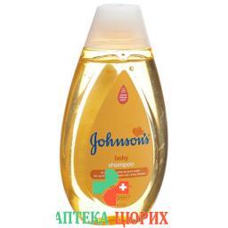 Johnson's Baby шампунь 300мл
