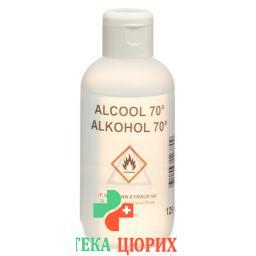 Uhlmann Eyraud Alkohol 70% 125мл