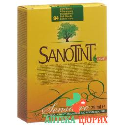 Sanotint Light цвет волос 84 Dunkelblond