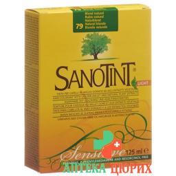 Sanotint Light цвет волос 79 Naturblond
