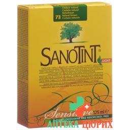 Sanotint Light цвет волос 73 Naturbraun
