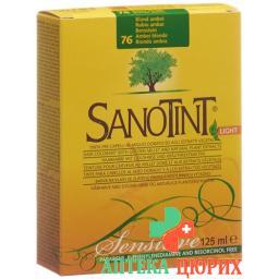 Sanotint Light цвет волос 76 Bernstein