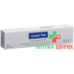 Линола жирная эмульсия 40 грамм