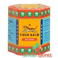Тигровый бальзам красная мазь сильная 19.4 грамма