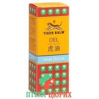 Тигровый бальзам масло 28.5 мл