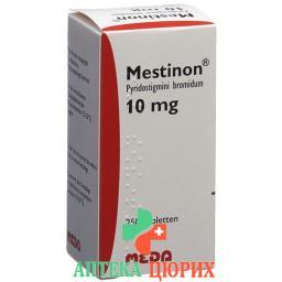 Местинон 10 мг 250 таблеток