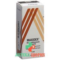 Maxidex 5 ml Augentropfen