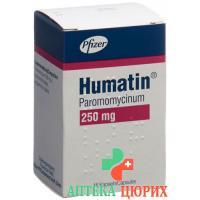 Хуматин 250 мг 16 капсул
