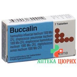 Буккалин7 таблеток