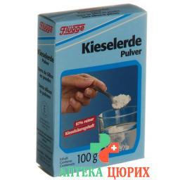 Флюгге диоксид кремния порошок 100 грамм