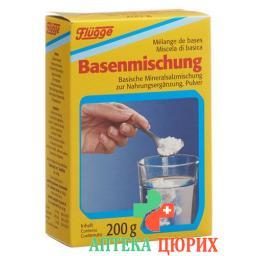Флюгге базовая смесь минеральных веществ порошок 200 грамм