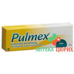 Пульмекс мазь 40 г