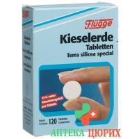Флюгге диоксид кремния 120 таблеток