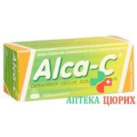 Алька C 10 шипучих таблеток