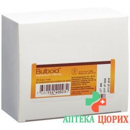Булбоид 100 суппозиториев для взрослых