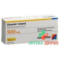 УваминРетард 100 мг 30 капсул