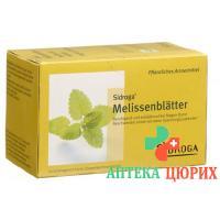 Сидрога листья меллисы чай 20 пакетиков