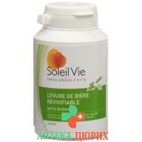 Soleil Vie Aktivbierhefe в капсулах 400мг 75 штук