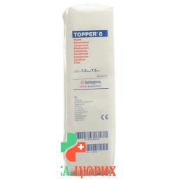 Topper 8 Einmal-Kompressen 7.5x7.5см не стерильный 200 штук