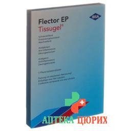 Flector EP Tissugel 5 Pflaster