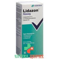 Лидазон раствор для полоскания 240 мл