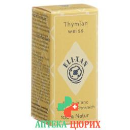 Elixan Thymian Weiss Ol 10мл