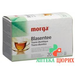 Морга от мочевого пузыря чай 20 пакетиков