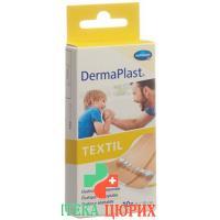 Dermaplast Textil 4смx10см 10 пластырей