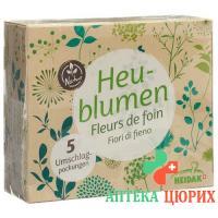 Heidak Heublumen fur Wickel 5 пакетиков 50г