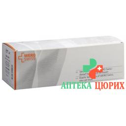 Wero Lux эластичный Fixierbinde 4мX8см Weiss 20 штук