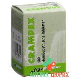 Крампекс 100 таблеток