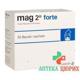 Maг 2 Форте порошок 30 пакетиков