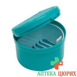 Hausella Dental-Box mit Einsatz Turkis