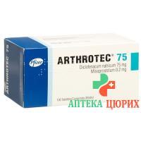 Артротек Битабс 75 мг 100 таблеток