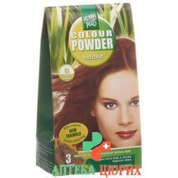 Henna Plus Color Powder 51 Haselnuss 100г