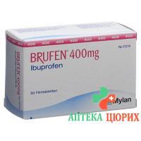Бруфен 400 мг 50 таблеток покрытых оболочкой
