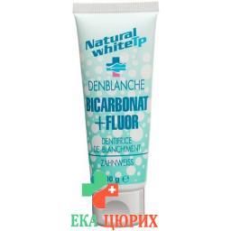 Natural White TP Zahnweiss Bicarbonate Fluor 75мл