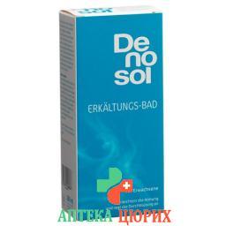 Денозол для ванн от простуды 200 мл