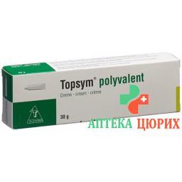 Топсим Поливалент крем тюбик 30 грамм