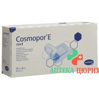Cosmopor E Wundverband 15смx6см Steril 25 штук