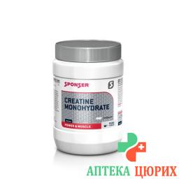 Sponser Creatine Monohydrat порошок доза 500г
