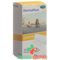 Dermaplast Cofix марлевый бинт 10смx4m Weiss