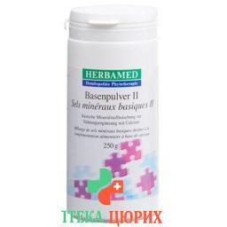 Herbamed Basenpulver II 250г