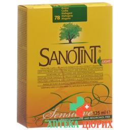 Sanotint Light цвет волос 78 Mahagoni