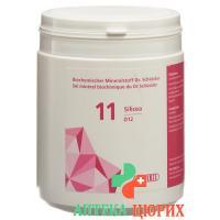 Phytomed Schussler Nr. 11 Silicea в таблетках, D 12 500г