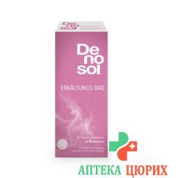 Денозол для детских ванн от простуды 200 мл