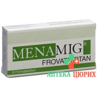 Менамиг 6 таблеток покрытых оболочкой