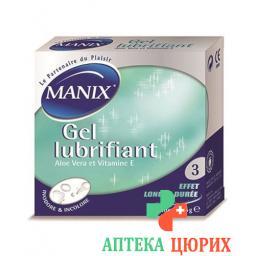 Manix Gleitgel 3x 4.5г
