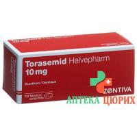 Торасемид Хелвефарм10 мг 100 таблеток