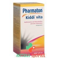 Фарматон Kидди Вита сироп для детей200 мл
